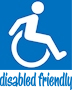 disabled friendly